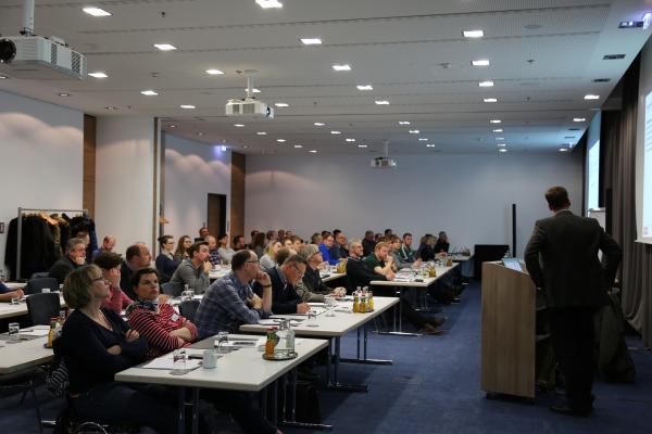 LASTRADA Anwendertagung 2019 der Software für die Baustoffprüfung