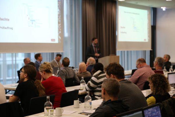 LASTRADA Anwendertagung 2020 der Software für die Baustoffprüfung