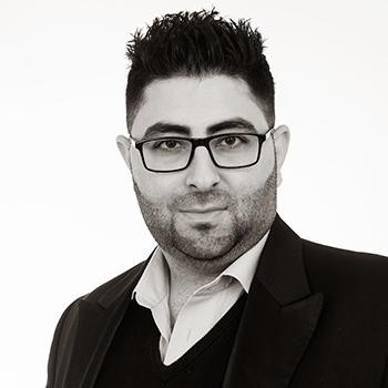 Amr Kurbaj, Dr. Jung & Partner Software & Consulting AG