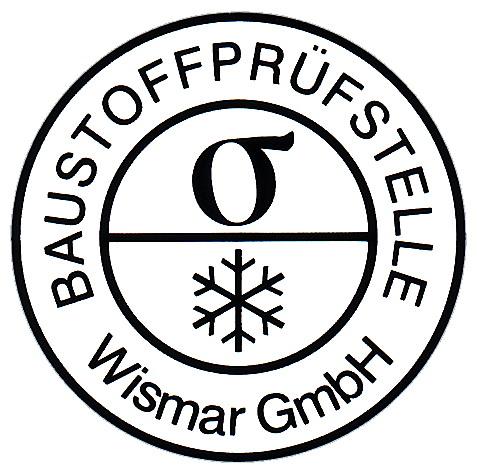 Logo Baustoffprüfstelle Wismar