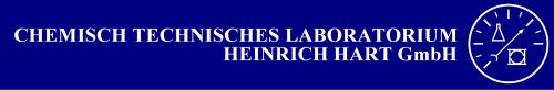 Chemisch Technisches Laboratorium Heinrich Hart